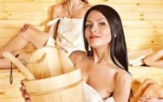 К чему сниться мыться в бане женщине сонник