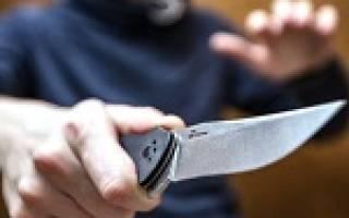 К чему снится убить человека ножом сонник
