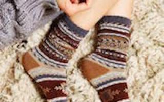 Сонник к чему снятся носки
