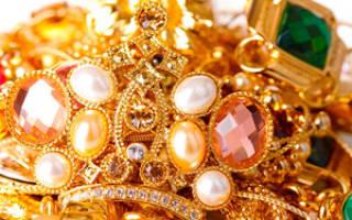 К чему снится золото украшения сонник