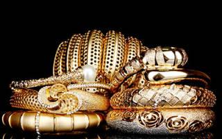 Видеть во сне золотые украшения сонник