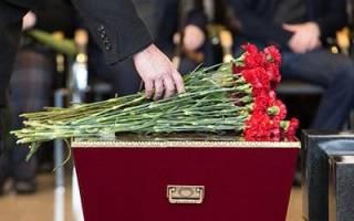 К чему снится покойник похороны сонник