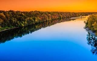 К чему снится большая река сонник