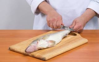 Во сне чистить рыбу от чешуи сонник