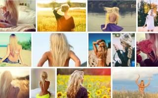 Сонник блондинка с длинными волосами