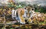 К чему снится маленький тигр сонник