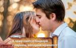 Сонник видеть как целуются мужчина с мужчиной