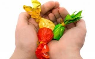 Много конфет во сне сонник