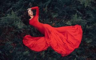 Быть в красном платье во сне сонник