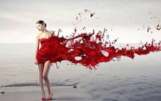 К чему снится кровь на постели сонник