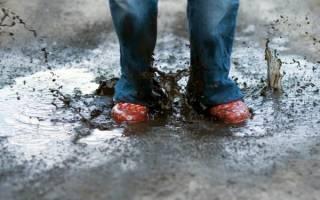 К чему снится много воды на улице сонник