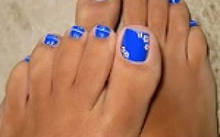 Красить ногти на ногах во сне сонник