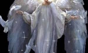 Как поговорить с ангелом хранителем во сне сонник