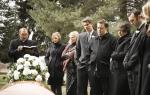 Видеть во сне похороны незнакомого человека сонник