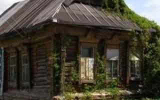 Сон старый дом на обрыве реки сонник