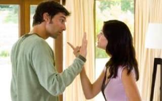 К чему снится ссора с мужем сонник