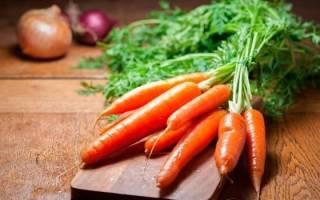 Сонник есть морковь