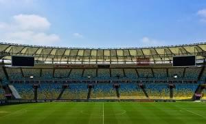 Сонник стадион с людьми