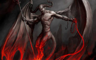 Демон который приходит во сне к женщинам сонник