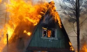 Видеть во сне пожар в чужом доме сонник