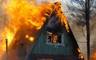 Сонник миллера пожар в доме