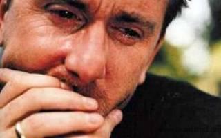 Плакать во сне навзрыд по умершему сонник