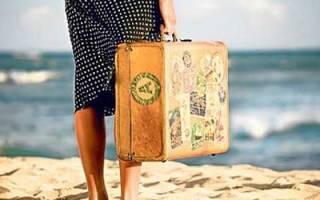 К чему снится чемодан сонник