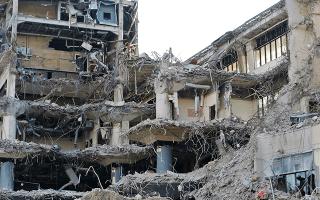 Видеть во сне разрушенный дом сонник