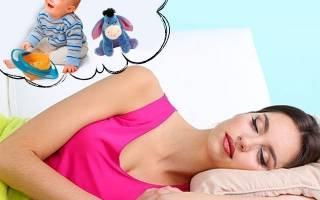 Видеть во сне грудного ребенка мальчика сонник