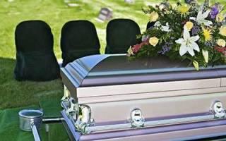 К чему снятся похороны отца который жив сонник