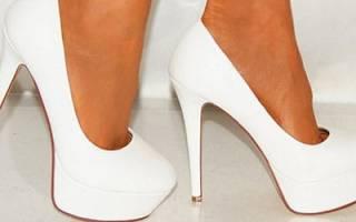 К чему снятся белые туфли на каблуке сонник