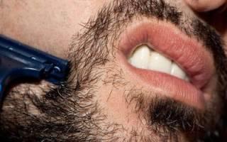 К чему снится брить бороду мужчине сонник