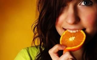 К чему снится есть апельсин сонник