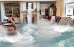 Сон затопило квартиру чистой водой сонник